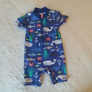Carter's 9 month one piece swimsuit